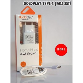 GOLDPLAY TYPE-C ŞARJ ALETİ