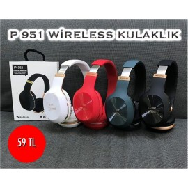 P951 WİRELESS KULAKLIK