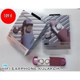 HIFI EARPHONE KULAKLIK 206