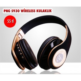 PNG S930 WİRELESS KULAKLIK