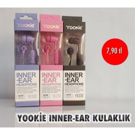 YOOKİE INNER-EAR KULAKLIK