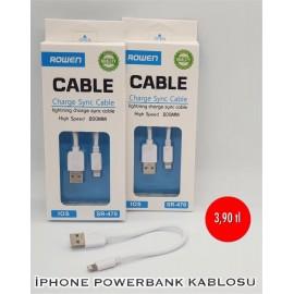 IPHONE POWERBNK KABLOSU