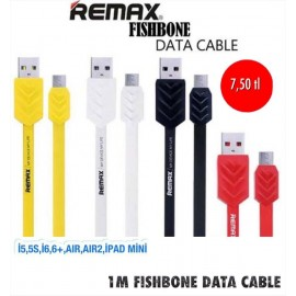 1M FISHBONE DATA CABLE