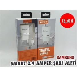 SMART 2.4 AMPER ŞARJ ALETİ (SAMSUNG)