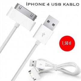 IPHONE 4 USB KABLO