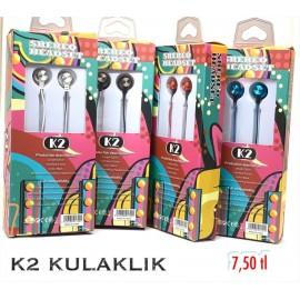 K2 KULAKLIK