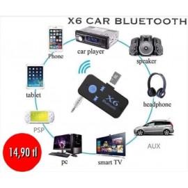 X6 CAR BLUETOOTH