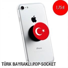 TÜRK BAYRAKLI POP SOCKET