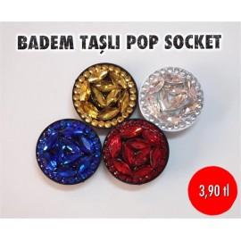 BADEM TAŞLI POP SOCKET