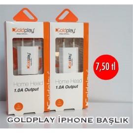 GOLDPLAY İPHONE BAŞLIK
