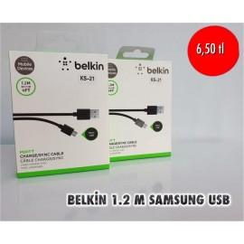 BELKİN 1.2M HASIRLI USB