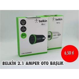 BELKİN 2.1 AMPER OTO BAŞLIK
