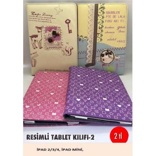 RESİMLİ  TABLET KILIFI - 2