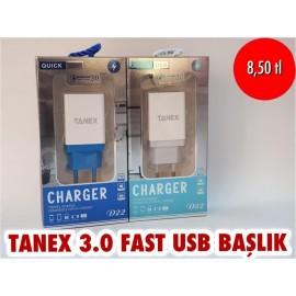 TANEX 3.0 USB BAŞLIK
