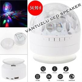 VANTUZLU LED SPEAKER
