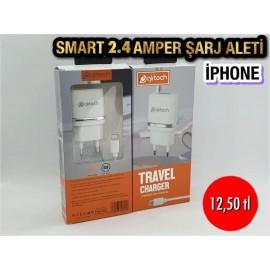 SMART 2.4 AMPER ŞARJ ALETİ İPHONE