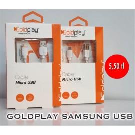 GOLDPLAY SAMSUNG USB