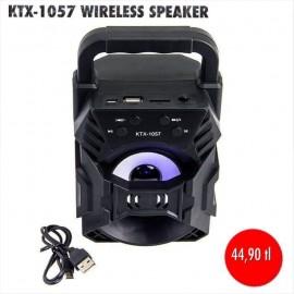 KTX-1057 WIRELESS SPEAKER