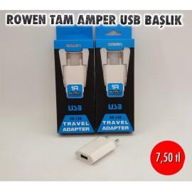 ROWEN TAM AMPER USB BAŞLIK