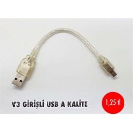 V3 GİRİŞLİ USB A KALİTE