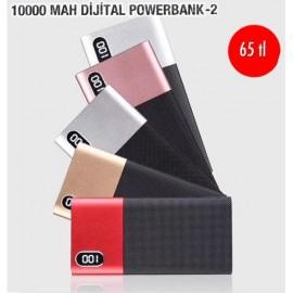 10000 MAH DİJİTAL POWERBANK-2