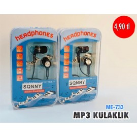 MP3 KULAKLIK ME-733