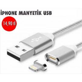 İPHONE MANYETİK USB