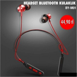 HEADSET BLUETOOTH KULAKLIK-BY-M01