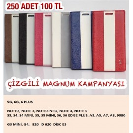 ÇİZGİLİ MAGNUM  KAMPANYASI 250 ADET 100 TL