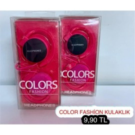 COLOR FASHİON KULAKLIK