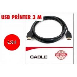 USB PRİNTER 3M