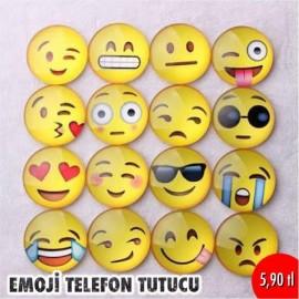 EMOJİ TELEFON TUTUCU