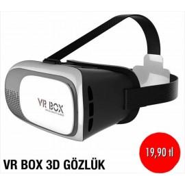 VR BOX 3D GÖZLÜK