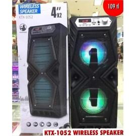 KTX-1052 WIRELESS SPEAKER