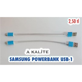 A KALİTE SAMSUNG POWERBANK USB-1