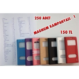MAGNUM KAMPANYASI 1 250 ADET 150 TL