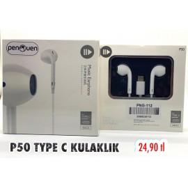 P50 TYPE C KULAKLIK