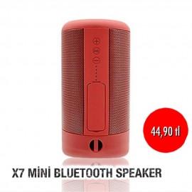 X7 MİNİ BLUETOOTH SPEAKER