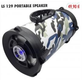 LS-129 PORTABLE SPEAKER
