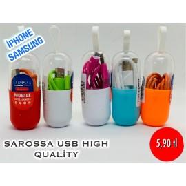 SAROSSA USB HİGH QUALİTY I