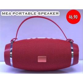 ME4 PORTABLE SPEAKER