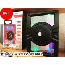 KTS-869 WİRELESS SPEAKER