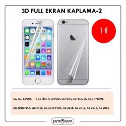 3D FULL EKRAN KAPLAMA-2 (ÖNLÜ-ARKALI)