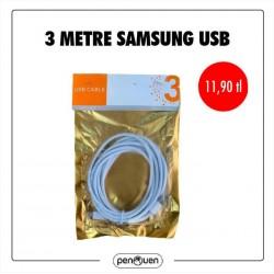 3 METRE SAMSUNG USB