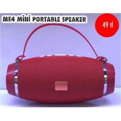 ME4 MİNİ PORTABLE SPEAKER