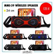 MMS-39 WİRELESS SPEAKER