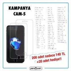 KAMPANYA CAM-5 200 ADET SADECE 120 TL!!