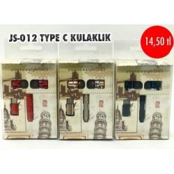 JS-012 TYPE C KULAKLIK