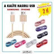 A KALİTE HASIRLI USB