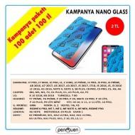 NANO GLASS KAMPANYA 100 ADET 100 TL